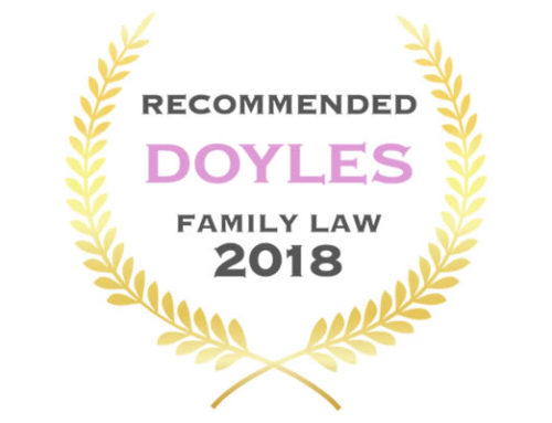Michael Tiyce Recognised in Doyles Guide
