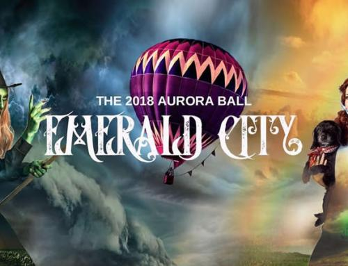 Sponsoring the 2018 Aurora Ball