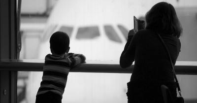 moving overseas with child