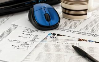 Tax and financial settlements
