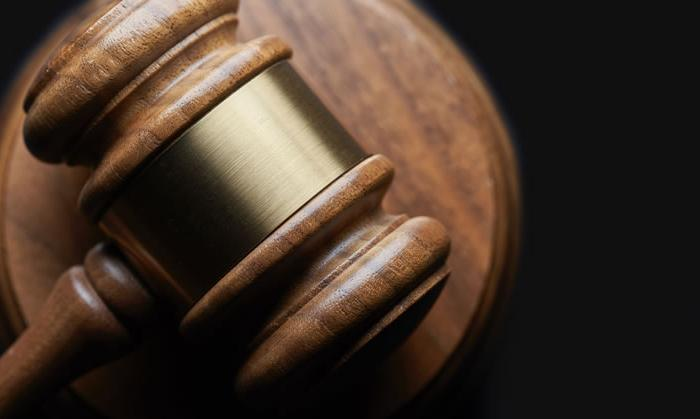 judge's gavel
