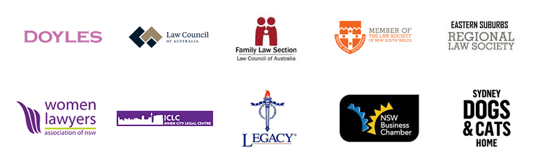 family lawyer logos